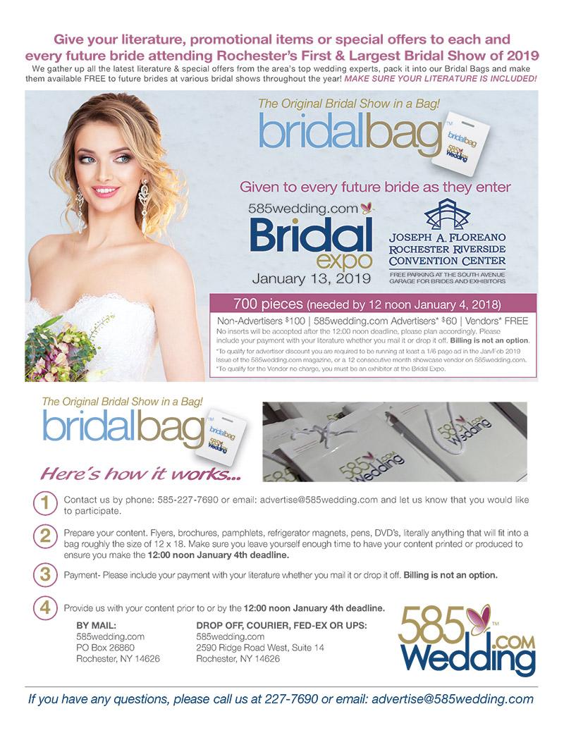 bridal bag event details 585 227 7690