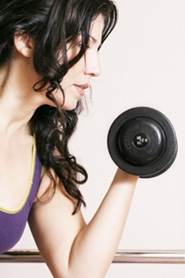 The most beautiful women are those who pay close attention to their diet, and who exercise regularly