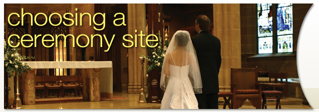 Choosing your Rochester ceremony site banner image