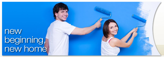 New Beginning-New Home banner image