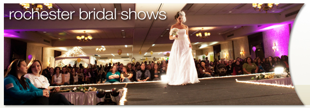 Rochester bridal shows