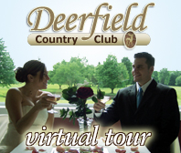 Rochester virtual tours at for Deerfield country club wedding