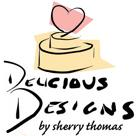 Delicious Designs by Sherry Thomas,Rochester Wedding Wedding Cakes