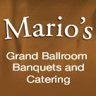 Mario's Italian Steakhouse and Catering, Rochester Wedding Reception Venues