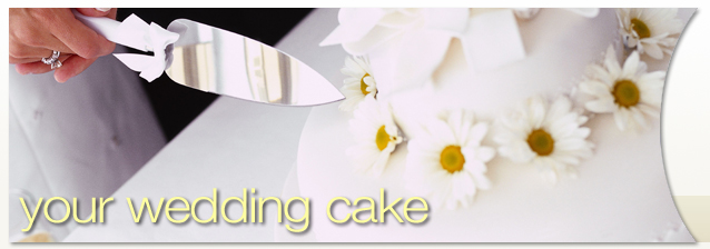 Your Rochester Wedding Cake banner image