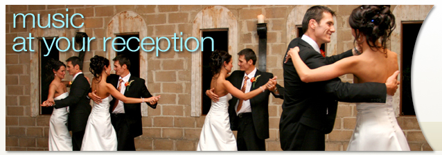 Music at your Rochester Reception banner image