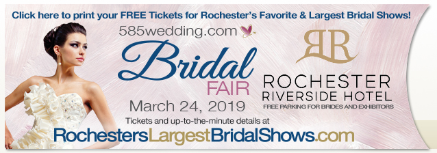Bridal Fair March 24, 2019